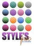 Style's Pac 2 - By unsueno