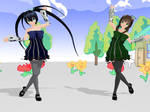 MMD BRS and Dead Master Colorful x Melody DL