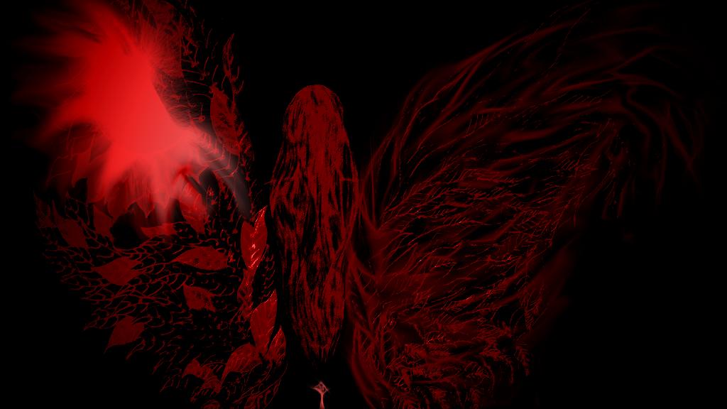 Angel flame by auntycc