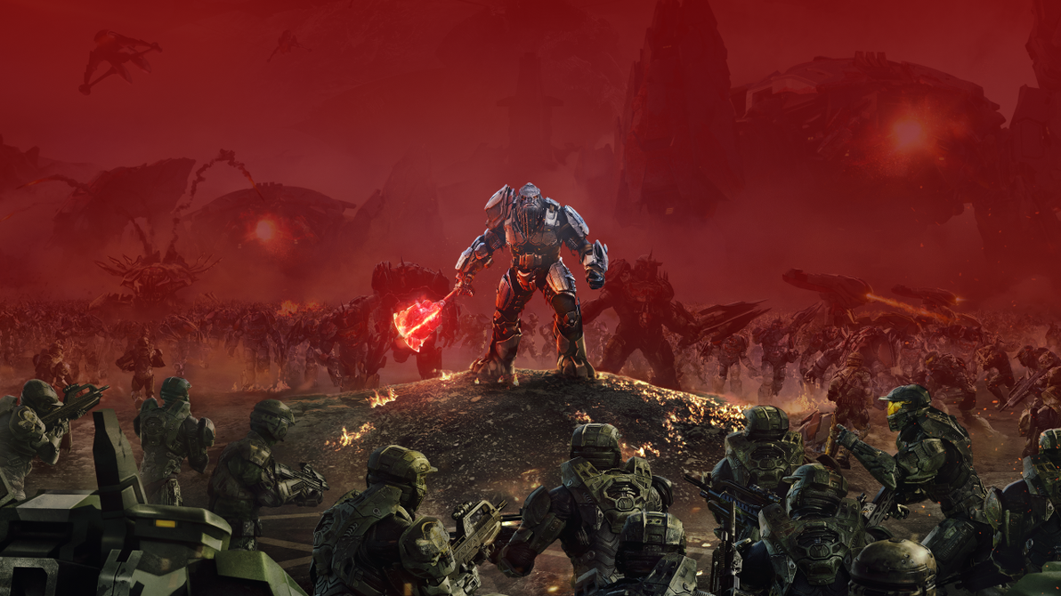 Halo Wars 2 Wallpapers By KindratBlack
