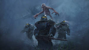 Fallout 76: Wendigo (Wallpaper)