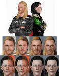 Thor and Loki- Download- Sims 3