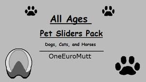 Pets Sliders