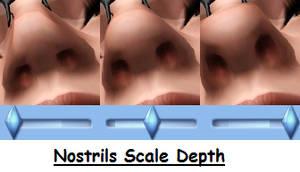 Nostrils Scale Depth