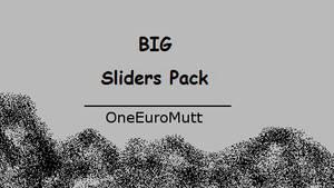 Big Slider Pack