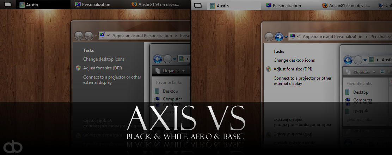 Axis VS BETA by Austin8159