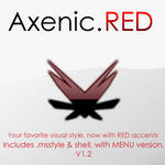 Axenic RED 1.2
