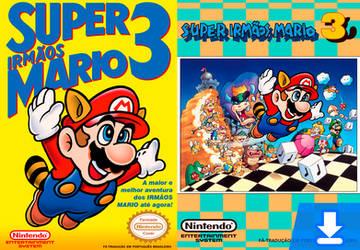 Super Mario 3 PT-BR Boxarts