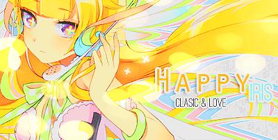 Happy Iris by Ashia-Aisika