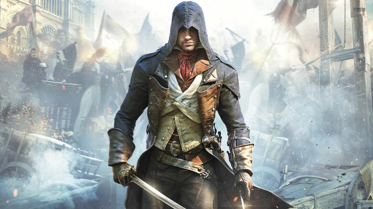 ubisoft releases assassins creed - HD 1600×1200