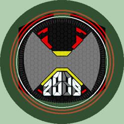 Kamen Rider Zi-O - DX Ridewatch Template