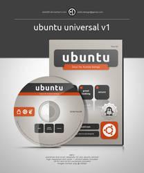 Ubuntu Universal v1 by elddes