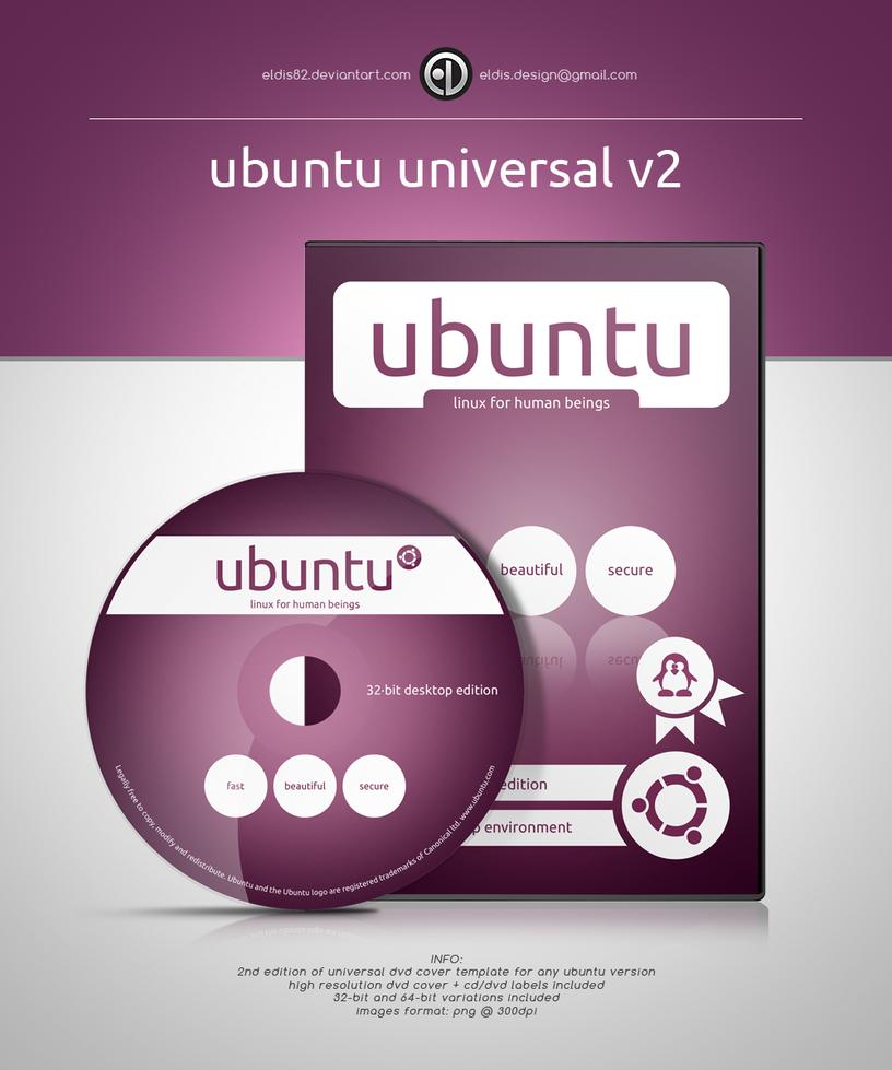 Ubuntu Universal v2 by EldiS82