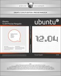 Ubuntu 12.04 Precise Pangolin WIP by theeldis