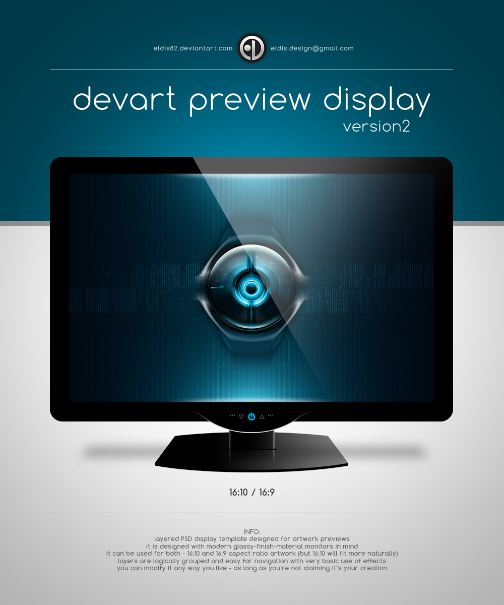 devART Preview Display v2 by EldiS82