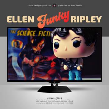 Ellen Funky Ripley by theeldis