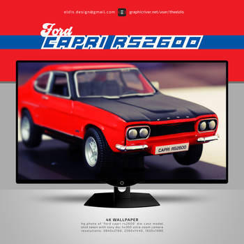 Ford Capri RS2600 by theeldis