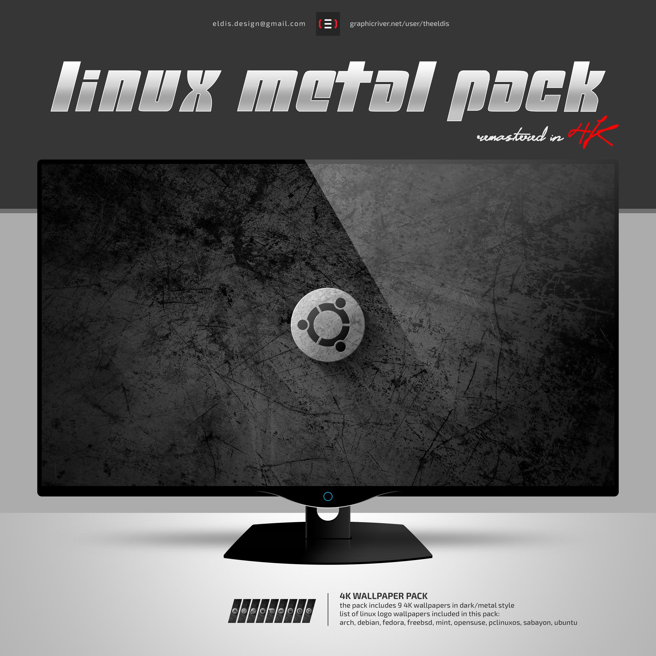 Linux Metal 4K
