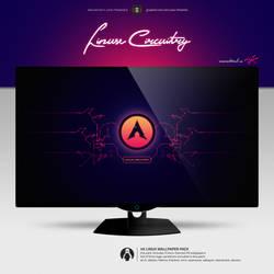 Linux Circuitry 4K by theeldis