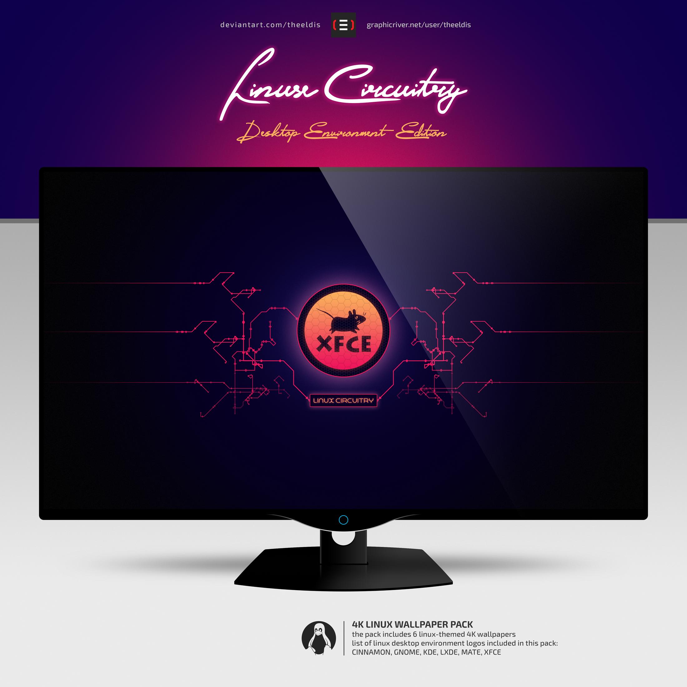 Linux Circuitry 4K DE