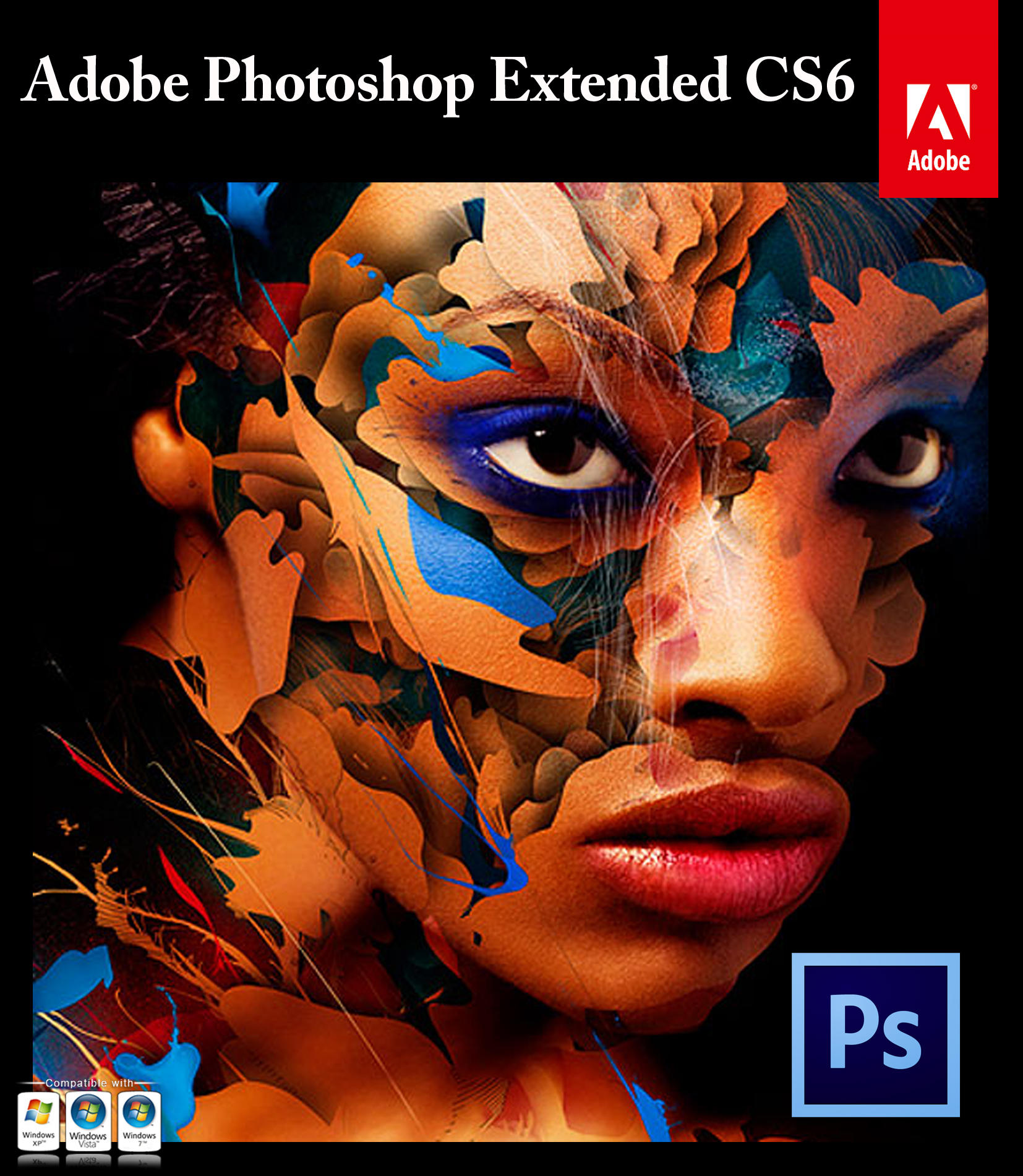 Adobe photoshop cs6 extended free download onesoftwares.