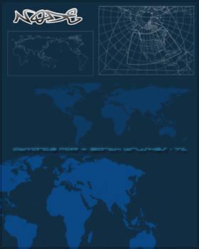Advance Map Earth Brushes V1