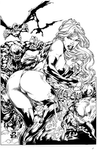 Lady Death Boundless 6