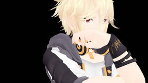 [MMD] When you an your friend both high AF [DL] by 2546445