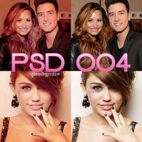 PSD OO4 by glowingpsds