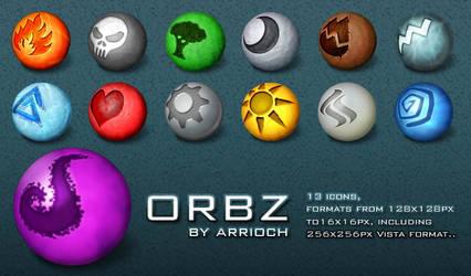 Orbz by arrioch