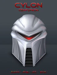 Cylon Centurion Icon by arrioch
