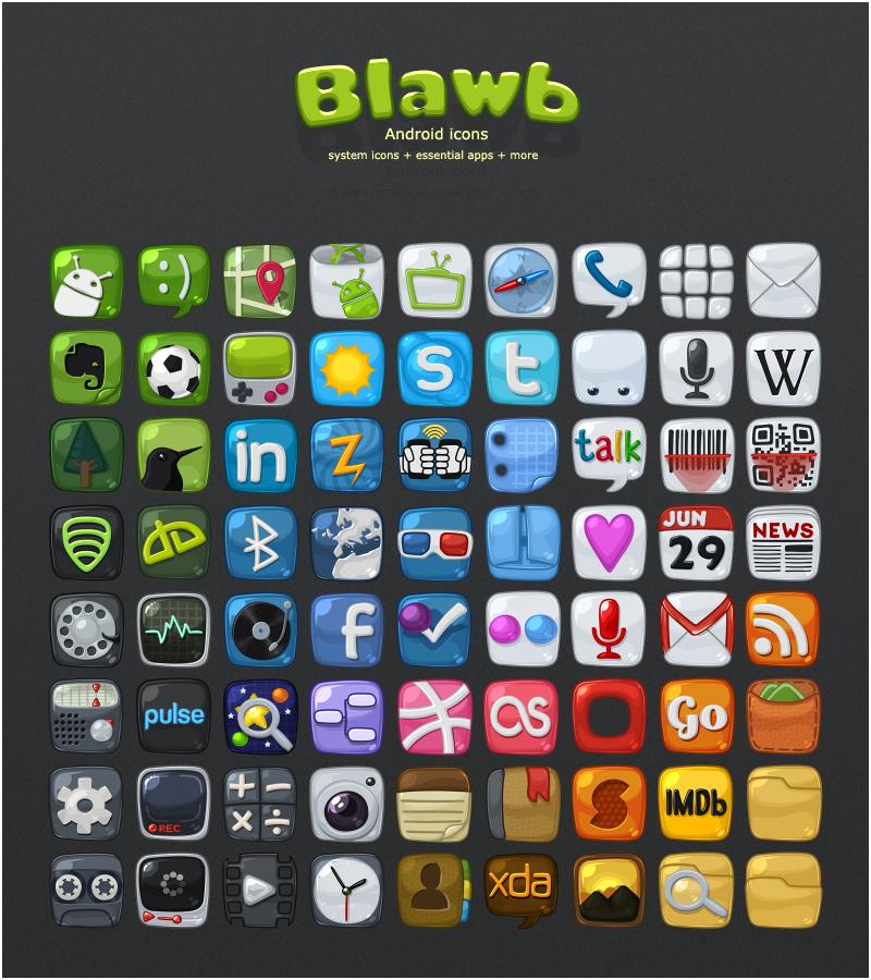 Blawb by arrioch