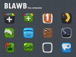 Blawb tiny extension