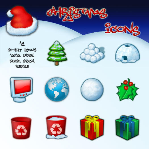 Christmas Mini Pack by arrioch