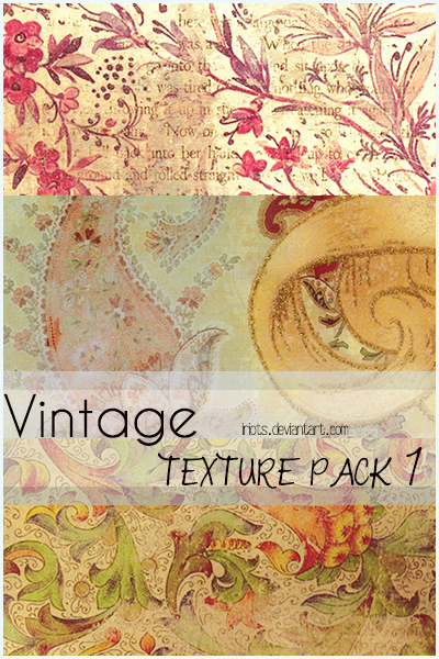 Vintage Fantasy - Texture Pack 1 by iRiots