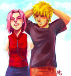 {50 Dates} Chapter 2: Naruto
