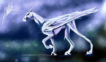 Pegasus - Touchscreen practice