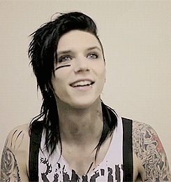 Andy Biersack X Reader By Acspeacock On Deviantart