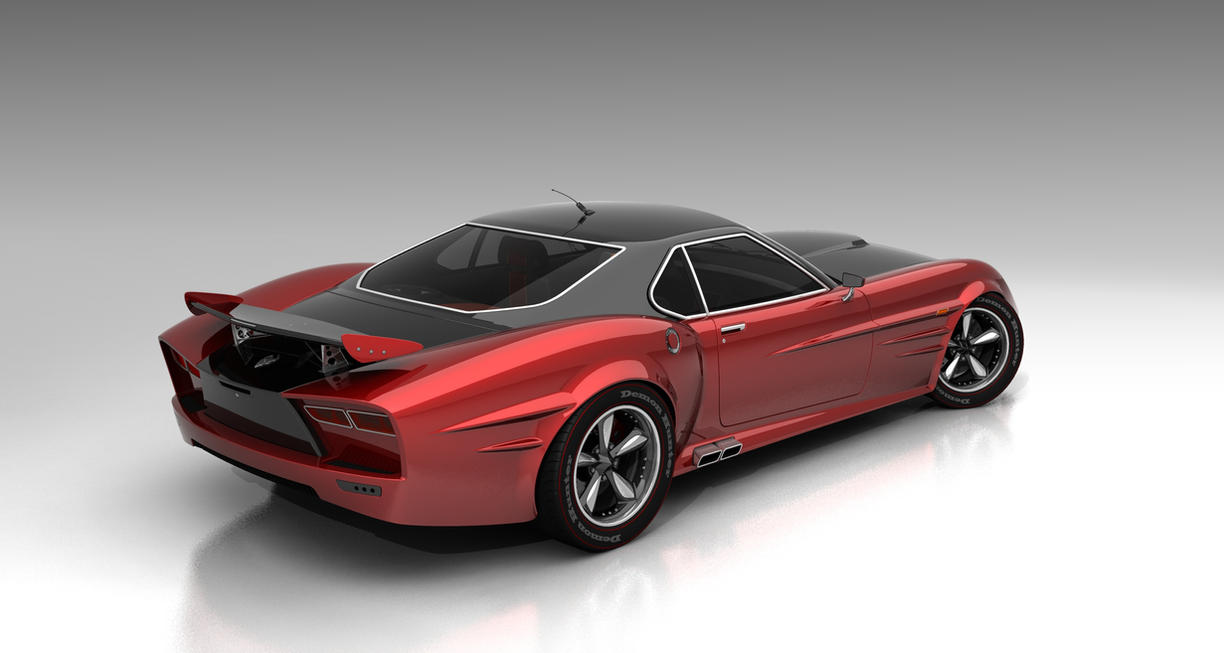 Muscle Car Model 3d - .OBJ DOWNLOAD - FREE DH_1__OBJ_by_xiiid