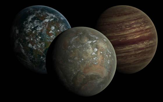 DA-Birthday Stock Planets