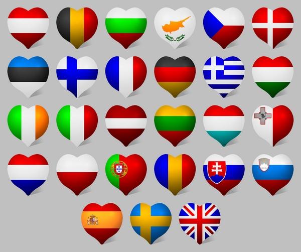 EU Patriot Icons for Vista