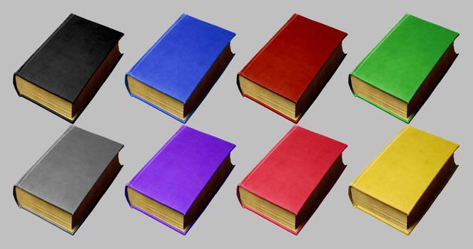 Book Icons for Vista