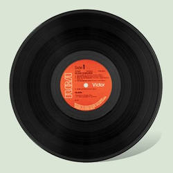 Vinyl LP Icon by CitizenJustin