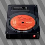 Vinyl Hard Drive