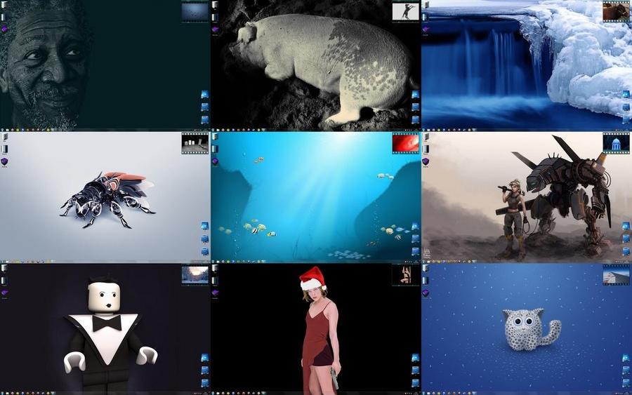 deviantArt Screenshots