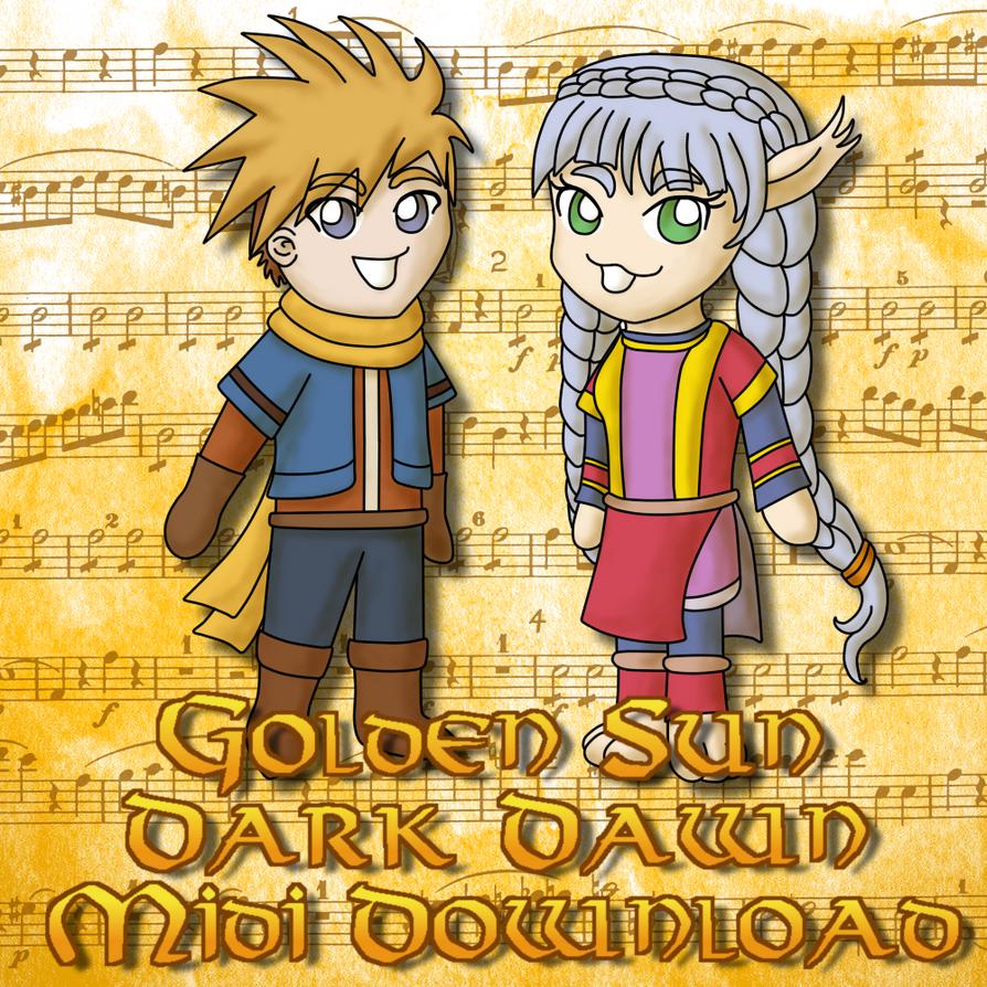 Golden Sun Dark Dawn Midi Download by MelodyCrystel