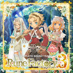 OST Rune Factory 3 The Complete Soundtrack by MelodyCrystel
