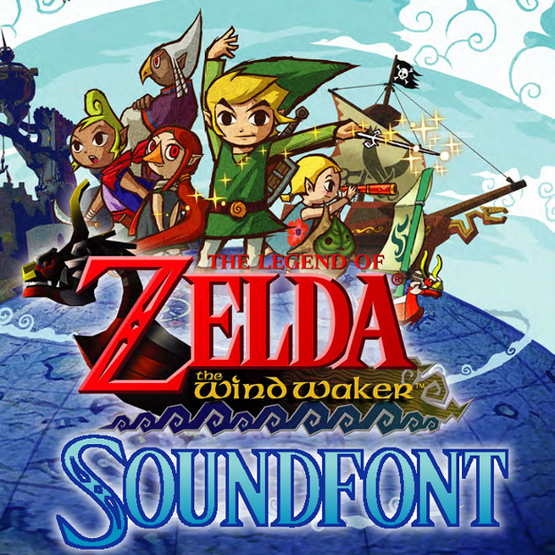 The Legend of Zelda The Wind Waker Soundfont by MelodyCrystel on
