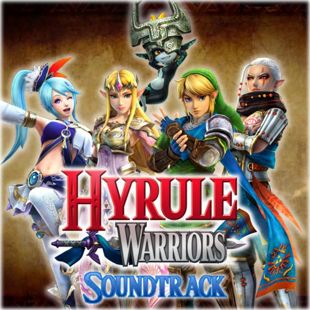 Hyrule Warriors Soundtrack By Melodycrystel On Deviantart