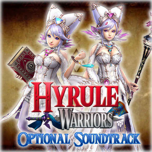 Hyrule Warriors Optional Soundtrack By Melodycrystel On Deviantart